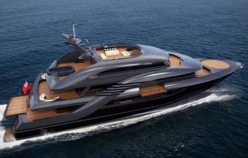NZ-Cat Yacht