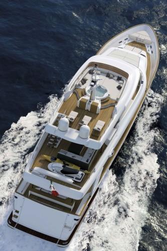 Navetta 33 Crescendo Yacht