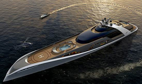 7Cs-Superyacht Concept