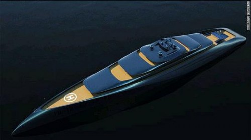 Project 1000 Super Yacht