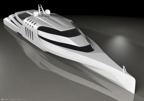 Ve'loce Yacht Concept