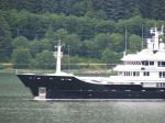 Super Yacht Ulysses