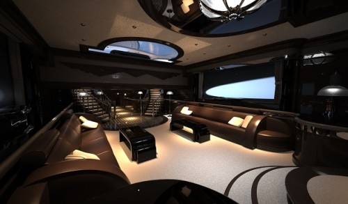 Strand Craft 122 Yacht Concept