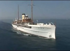 SS DELPHINE yacht