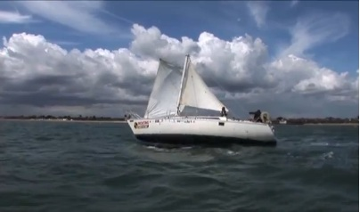Yachting Monthly's Crash Test Boat Jury Rig