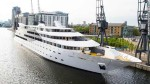 5-storey Superyacht Hotel in London's East End